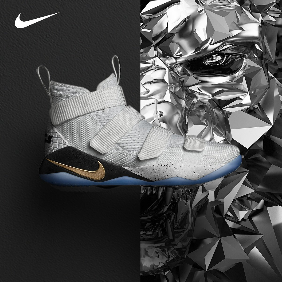 f38b09145388 strap in for battle the nike zoom lebron soldier 11 court general releases  tomorrow at select