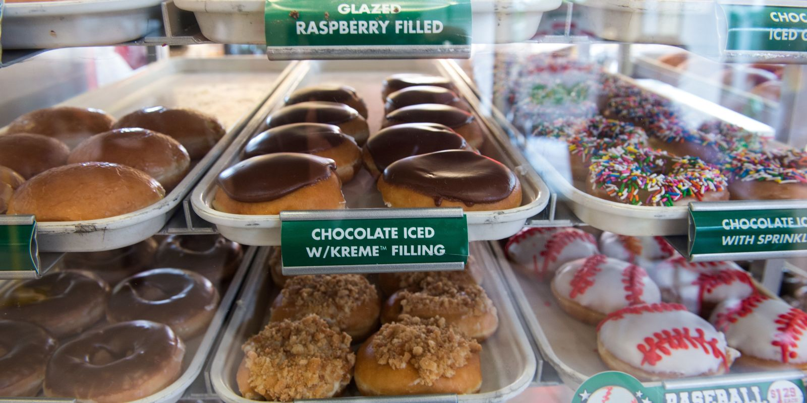 j co and krispy kreme Krispy kreme wants you to try out its new coffee so badly, it is offering a free original glazed doughnut with every coffee purchase in february 2017.