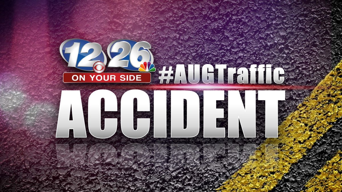 Columbia Road Belair Road : AUGTraffic ACCIDENT people involved