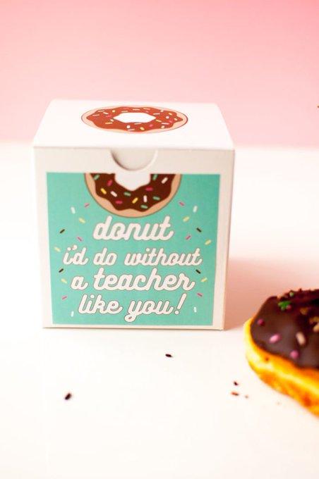 Donut Gift Idea