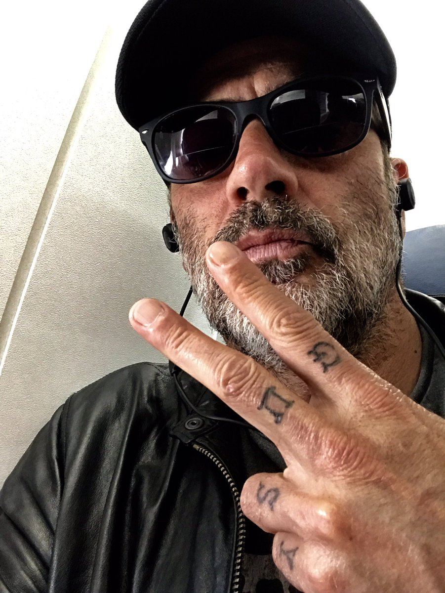 Jeffrey dean morgan on twitter i 39 m coming for ya for Jeffrey dean morgan tattoo hand