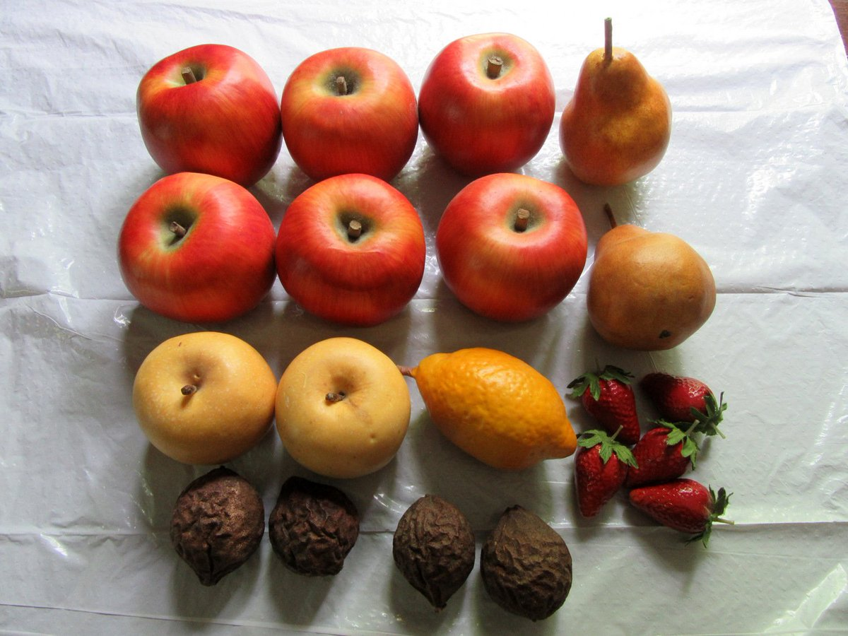 Artificial Fruit and Nuts 20 Piece Lot #Papermache  https://t.co/ZpM6e4aiij  https://t.co/OZ0aAGgw7l FILL YOUR CENTERPIECE BOWL WITH REALISM