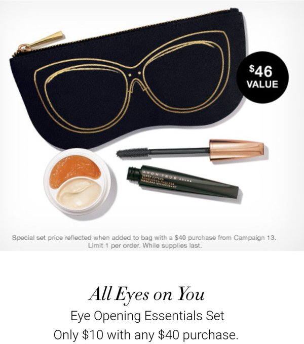 The Eye Opening Essentials Set
