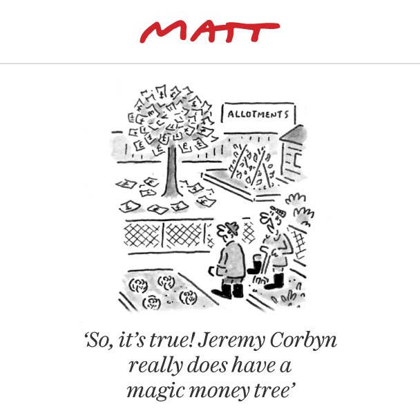 Home Secretary Amber Rudd suggests Corbyn believes in a 'magic money tree'  #ElectionDebate
