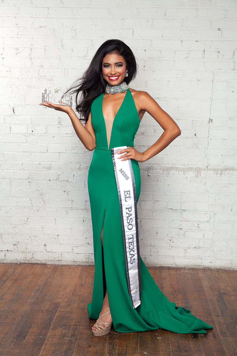 Kelly Anne Beile On Twitter Just In Miss El Paso Texas Usa And