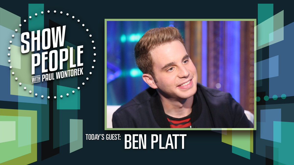 .@DearEvanHansen's @BenSPLATT talks Tony season, @Beyonce worship and...