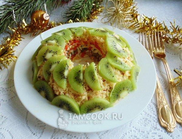 Рецепты салатов на день рождения простые и вкусные с фото