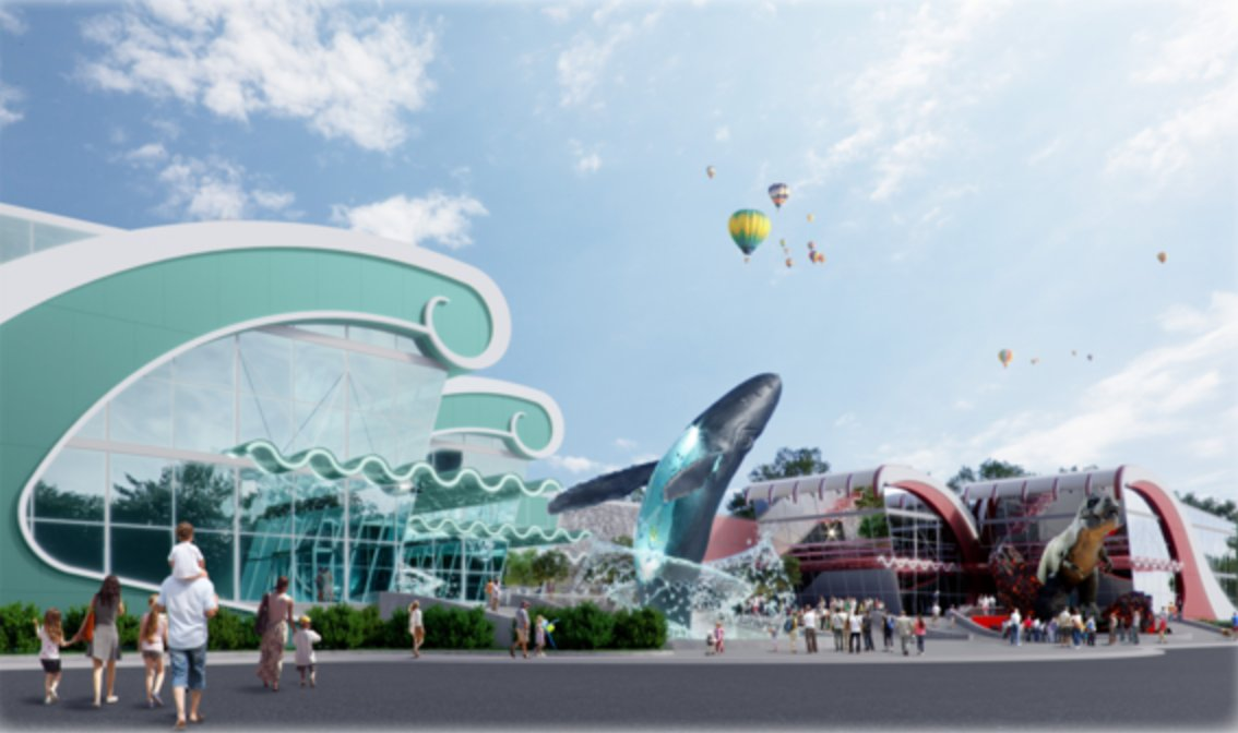 EXCLUSIVE: Here's the first look at proposed Louisville aquarium (PHOTOS).