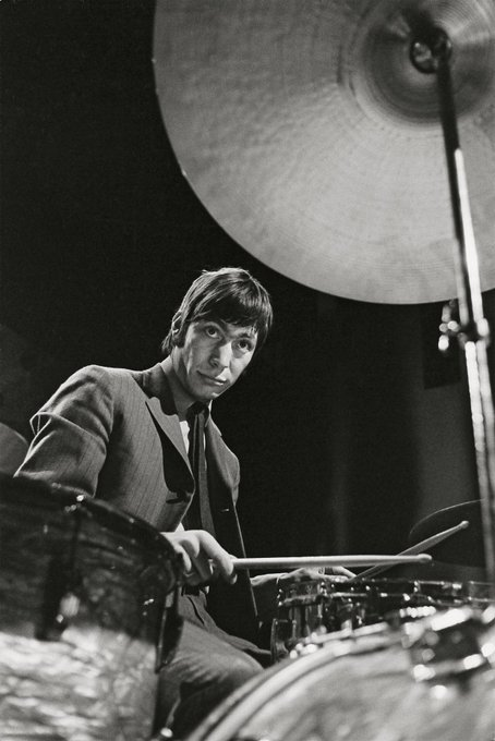 Happy Birthday Charlie Watts - A Rolling Stone born in this day in 1941 !!