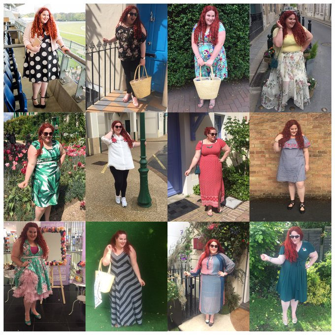 My Month In Outfits: What I Wore in May