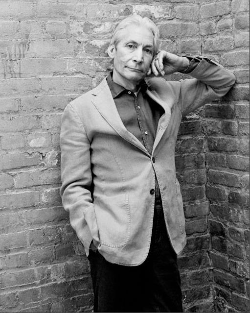 Happy Birthday, Charlie Watts, born this day in 1941 and still a Stone-cold rocker!