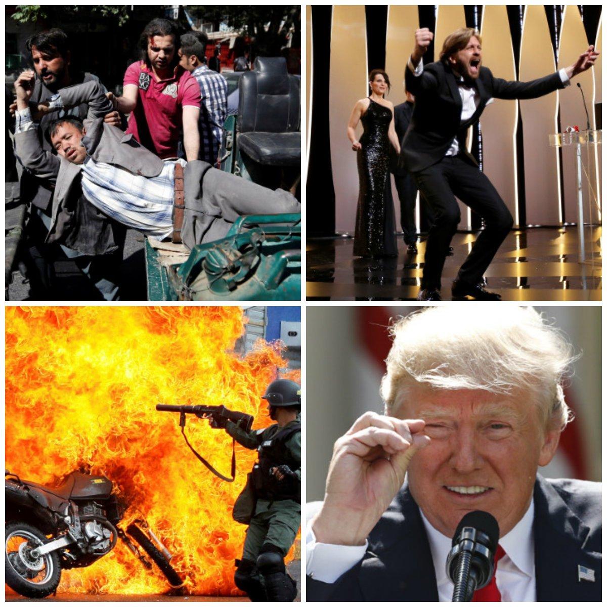 On vous raconte la semaine en images https://t.co/X3zeCYmntt #Trump #Poutine #fourmis Et plus!