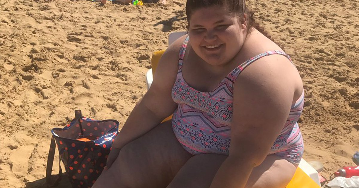 db5798c06b6b6 13-year-old s viral tweet challenges a fear many women face at the beach.  http   attn.link 2qJCCZD pic.twitter.com dlRZtb2RFn