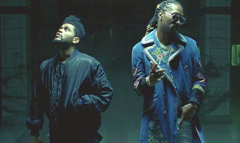 Future – Comin Out Strong Music Video ft. The Weeknd