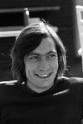 Happy Birthday, Charlie Watts. How good was he in No Country For Old Men?