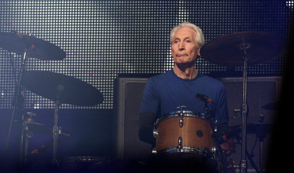 Happy birthday to drummer Charlie Watts!