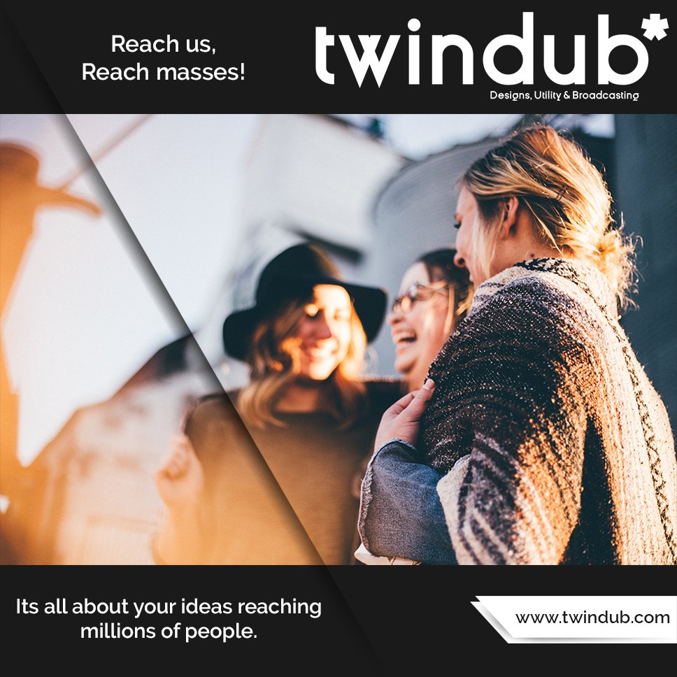 #Twindub helps reach millions of people through social media.  #brandWithTwindub for a classic shout out  Visit -  http:// buff.ly/2qJ51TT  &nbsp;  <br>http://pic.twitter.com/kp9EzVCcZL