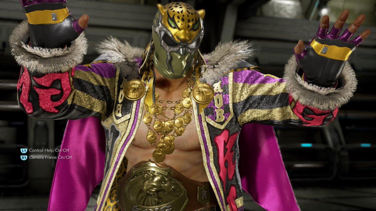 Burnicus On Twitter Never Gonna See Og King Again Tekken Long