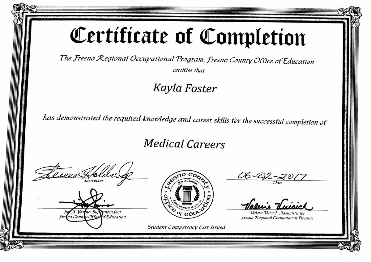 Justin lum on twitter kayla foster would have received medical justin lum on twitter kayla foster would have received medical careers certificate today her best friends say she was stressed before final xflitez Gallery