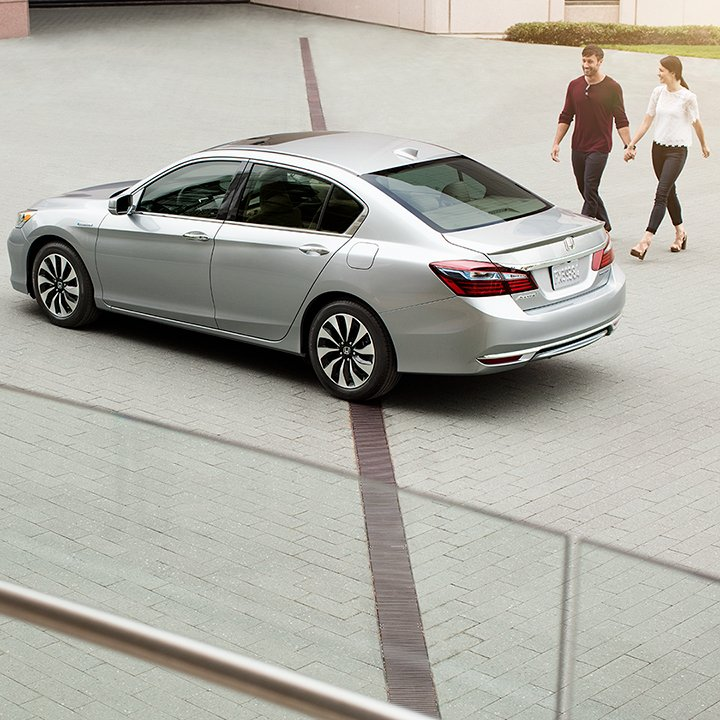 """Cleo Bay Honda >> Cleo Bay Honda on Twitter: """"With a two-motor hybrid system, the 2017 #AccordHybrid was imagined ..."""