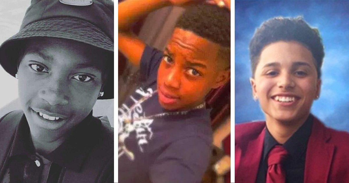 Realität schwarze Teenager #1