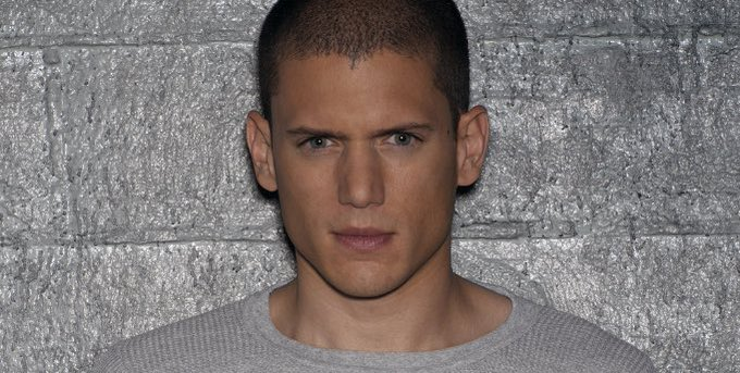Happy birthday wentworth miller! my all time favorite actor!