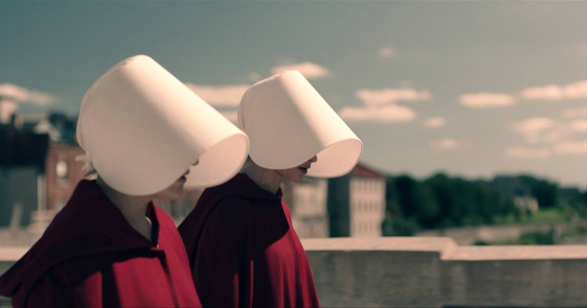 "the handmaids tale as a feminist Did you always see ""the handmaid's tale"" as a feminist story what does that mean look up types of feminism you'll find 50 of them."