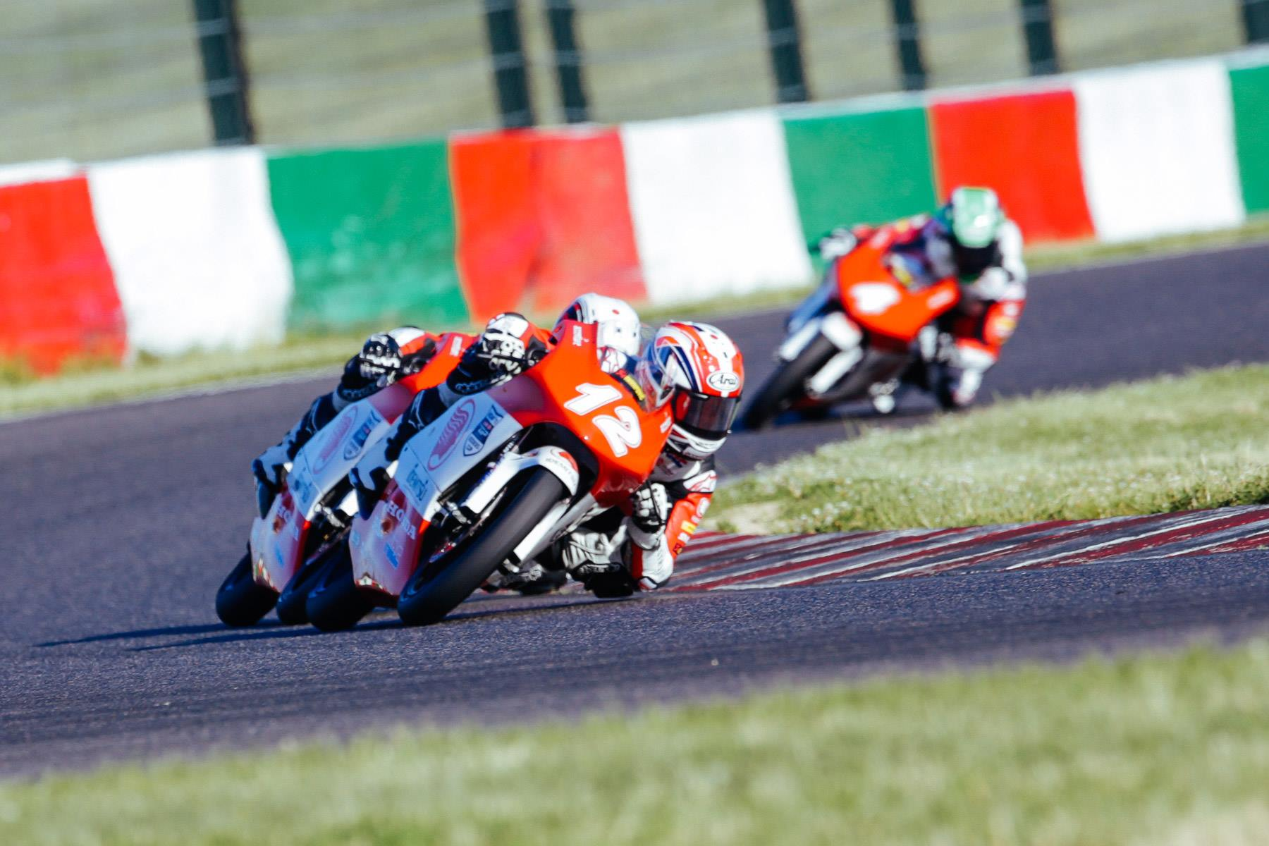 Preview: The Asia Talent Cup heads to the legendary Suzuka for round 3! 🇯🇵  #RoadToMotoGP 📽 https://t.co/hJa4i0FRG7 https://t.co/dVALz6ivZC