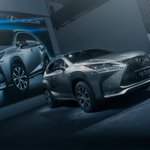 Stand out from the crowd. #LexusNX