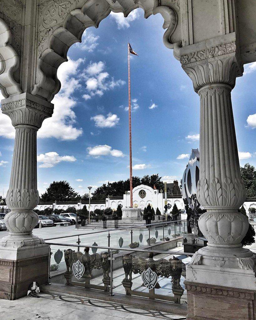 ਵਾਹਿਗੁਰੂ  Good to be back in Gravesend   #vaheguru #sikh #sikhism #sikhi #sardaar #sardaari #khalsa #panth #gu…  http:// ift.tt/2rvU1q2  &nbsp;  <br>http://pic.twitter.com/9dtMg64XhQ