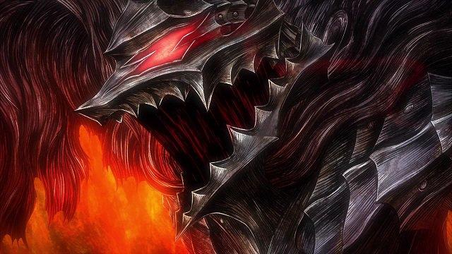 今夜は24:30よりBS-TBSにて「狂戦士の甲冑」放送です。ぜひご覧ください! #berserk