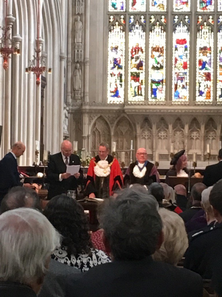 The dress agency widcombe bath - New Mayor Ian Gilchrist Sworn In Widcombe Councillor Theme Of Music For The Year Https T Co 9aewthhqew