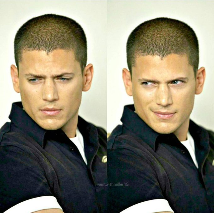 Happy birthday to Wentworth Miller again! He\s such an beautiful, inspiring and amazing person!