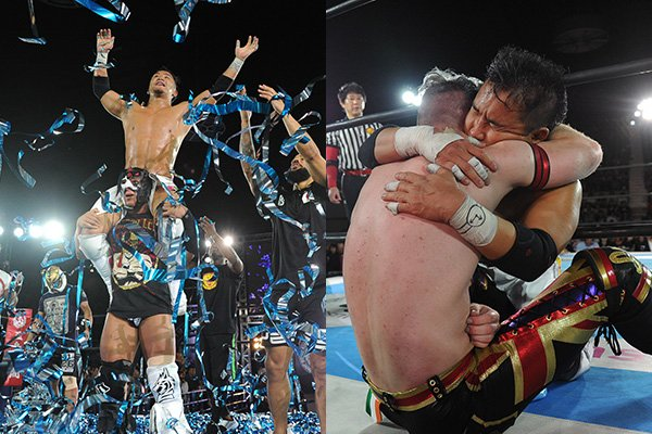 KUSHIDA vence o Best of The Super Jrs. 24