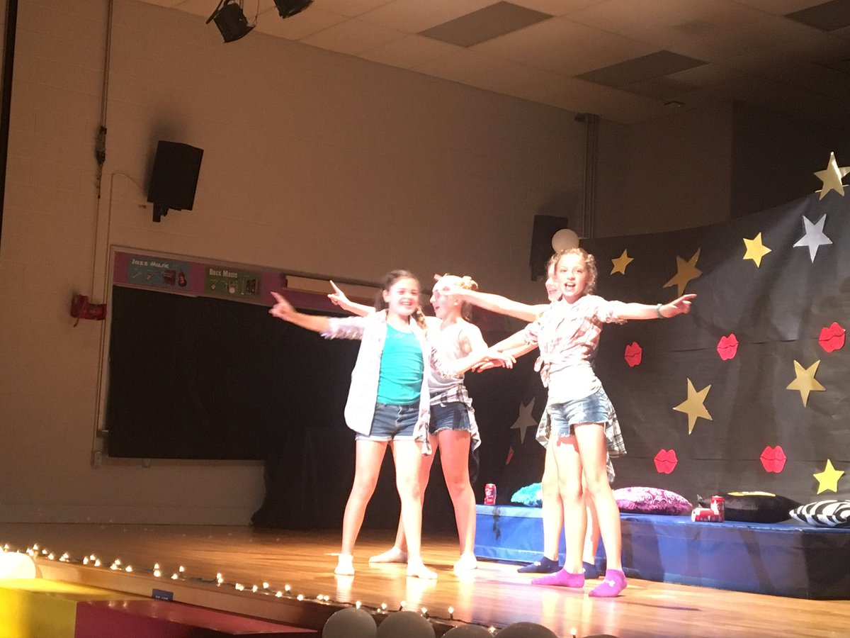 Keep dancing @KnappElementary!