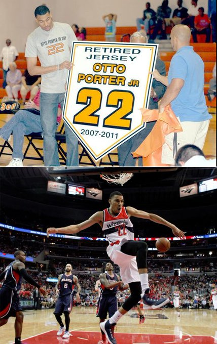 Happy Birthday Otto Porter!   Revisit his 2013 NBA Draft Scouting Report Video: