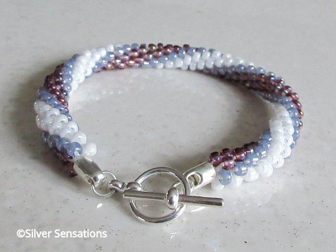 Kumihimo Seed Bead Fashion Bracelets