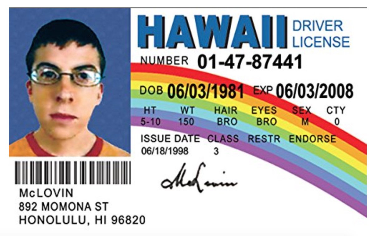 Happy 36th Birthday, McLovin!