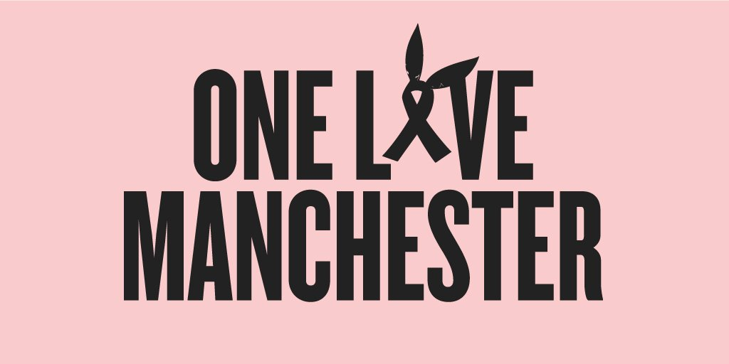 Watch @ArianaGrande's #OneLoveManchester live this Sunday on YouTube. Help support the victims and their families at https://t.co/S0oPEgTU41
