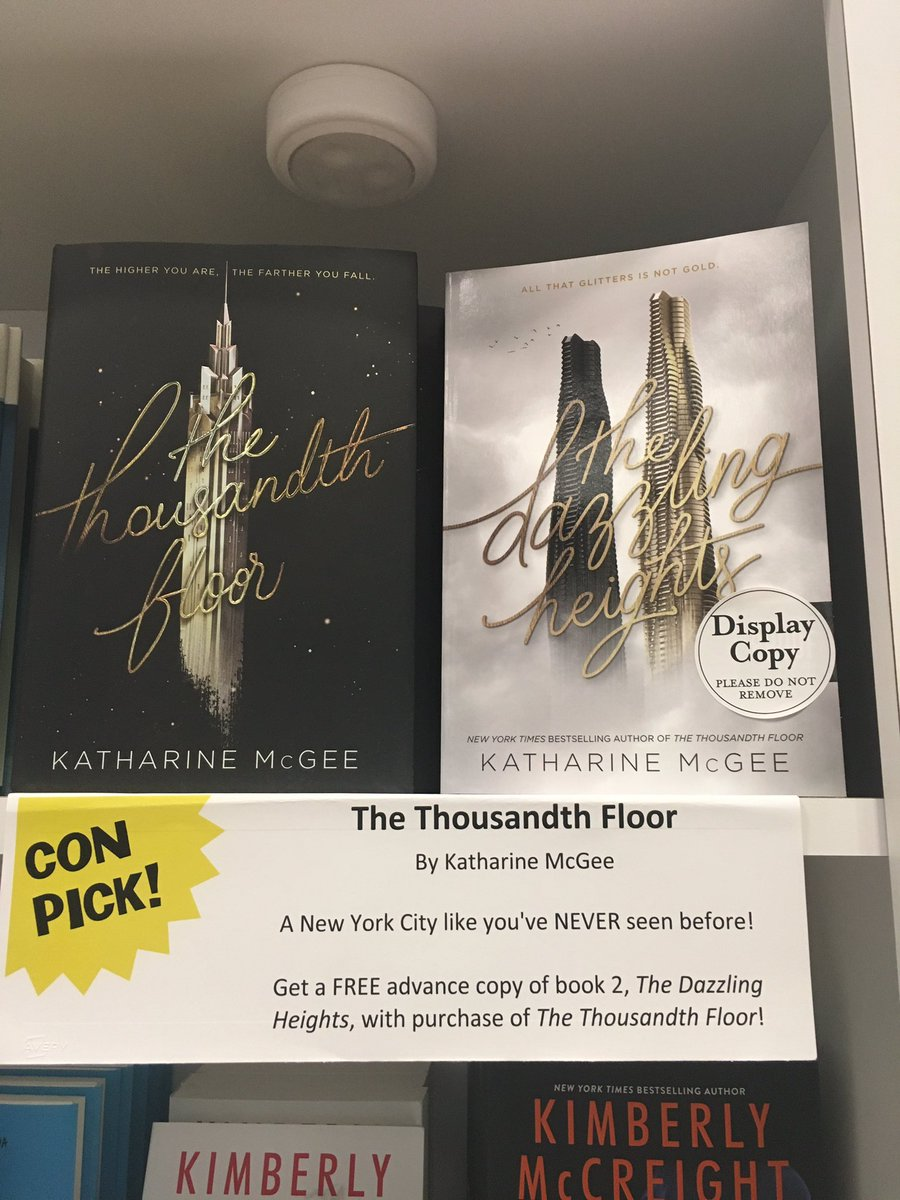 Katharine Mcgee Thousandth Floor Series Review Home Co