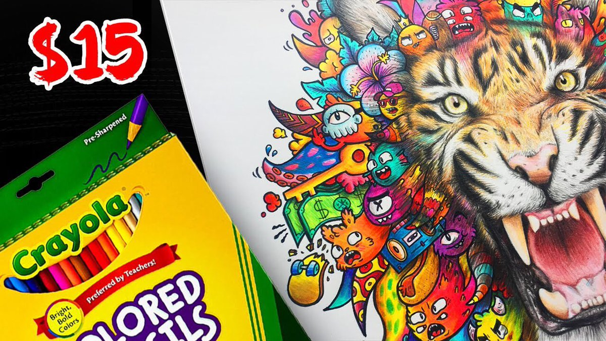 Vexx on twitter cheap art supplies challenge artwork for Where to buy cheap artwork