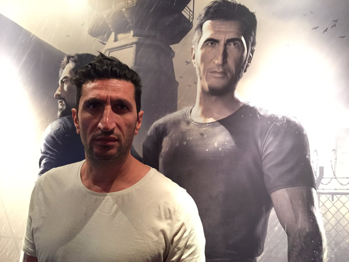 "Josef Fares on Twitter: ""My big brother Fares Fares plays Leo in A Way Out!…  """
