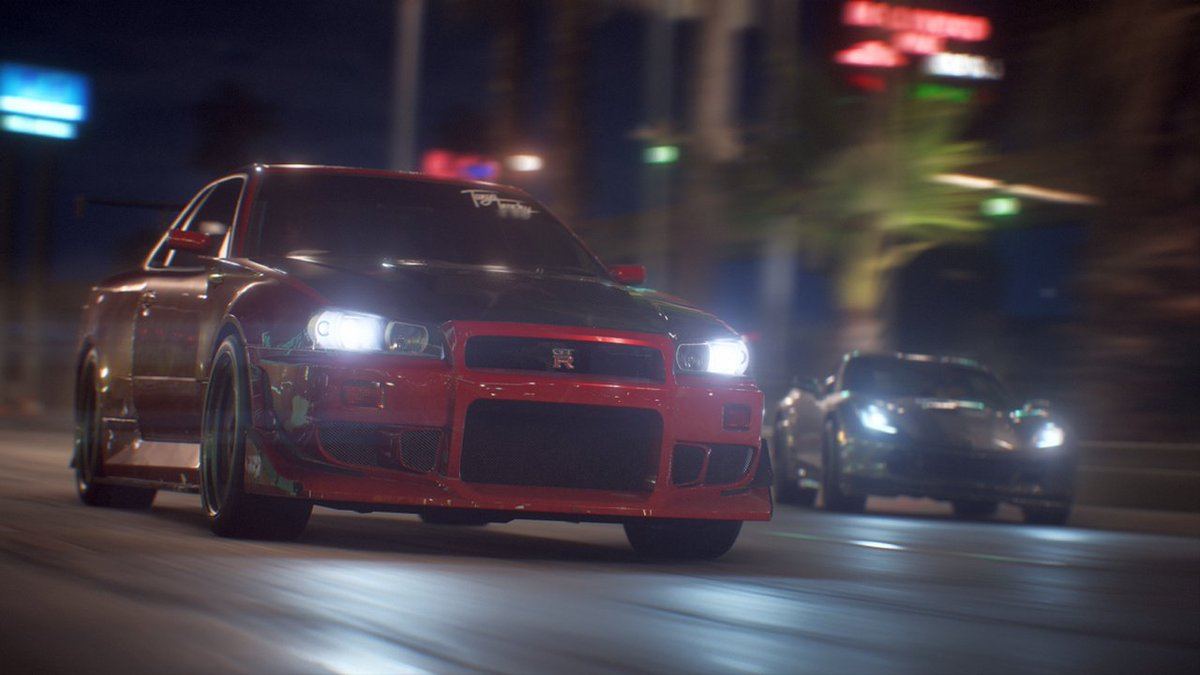 Need for Speed Payback Gameplay Trailer Unveiled