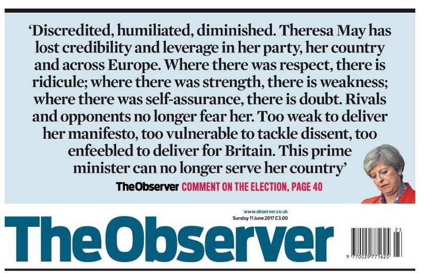 """The Observer - the very definition of """"Unequivocal""""! #WeakandWobblyMay https://t.co/hEeBhMeH3y"""