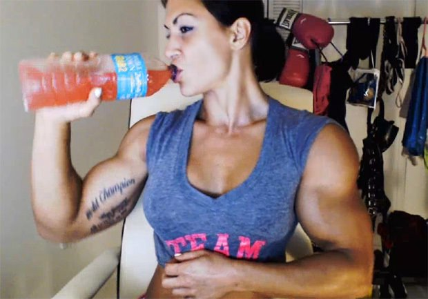 Musclebabe cam