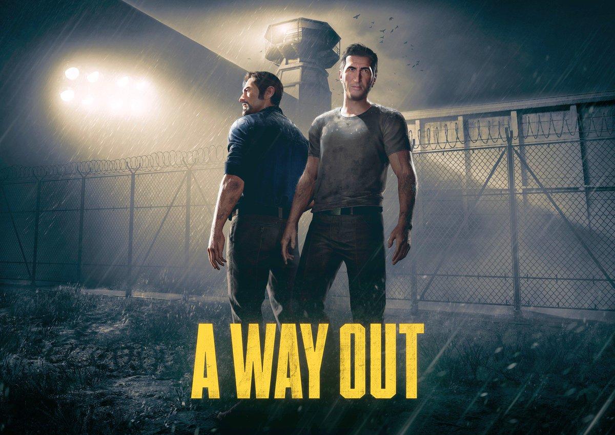EA & Hazelight Announce A Way Out