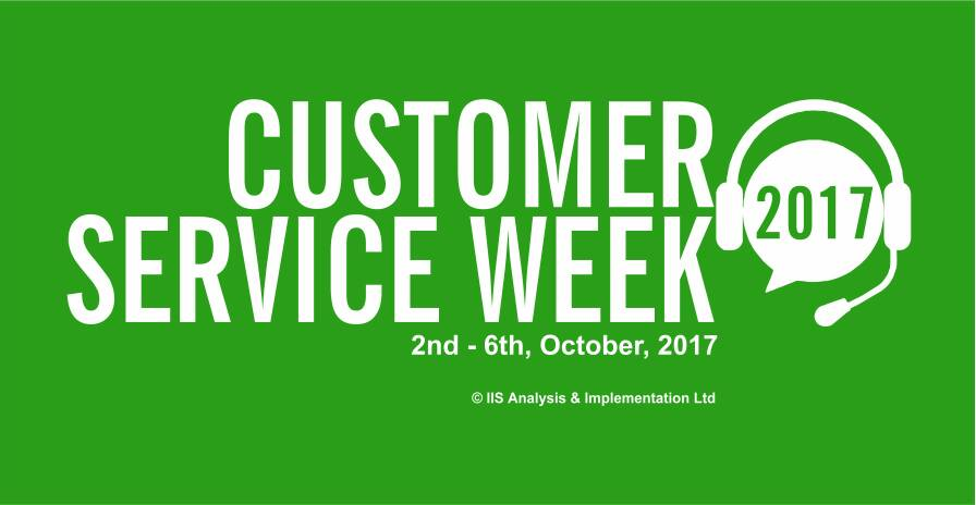 Consumer standard on twitter the customer service week for English home magazine customer service
