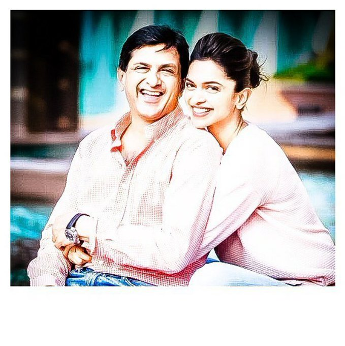 Happy birthday to Deepika\s wonderful dad Prakash Padukone  I wishing you the best day and year