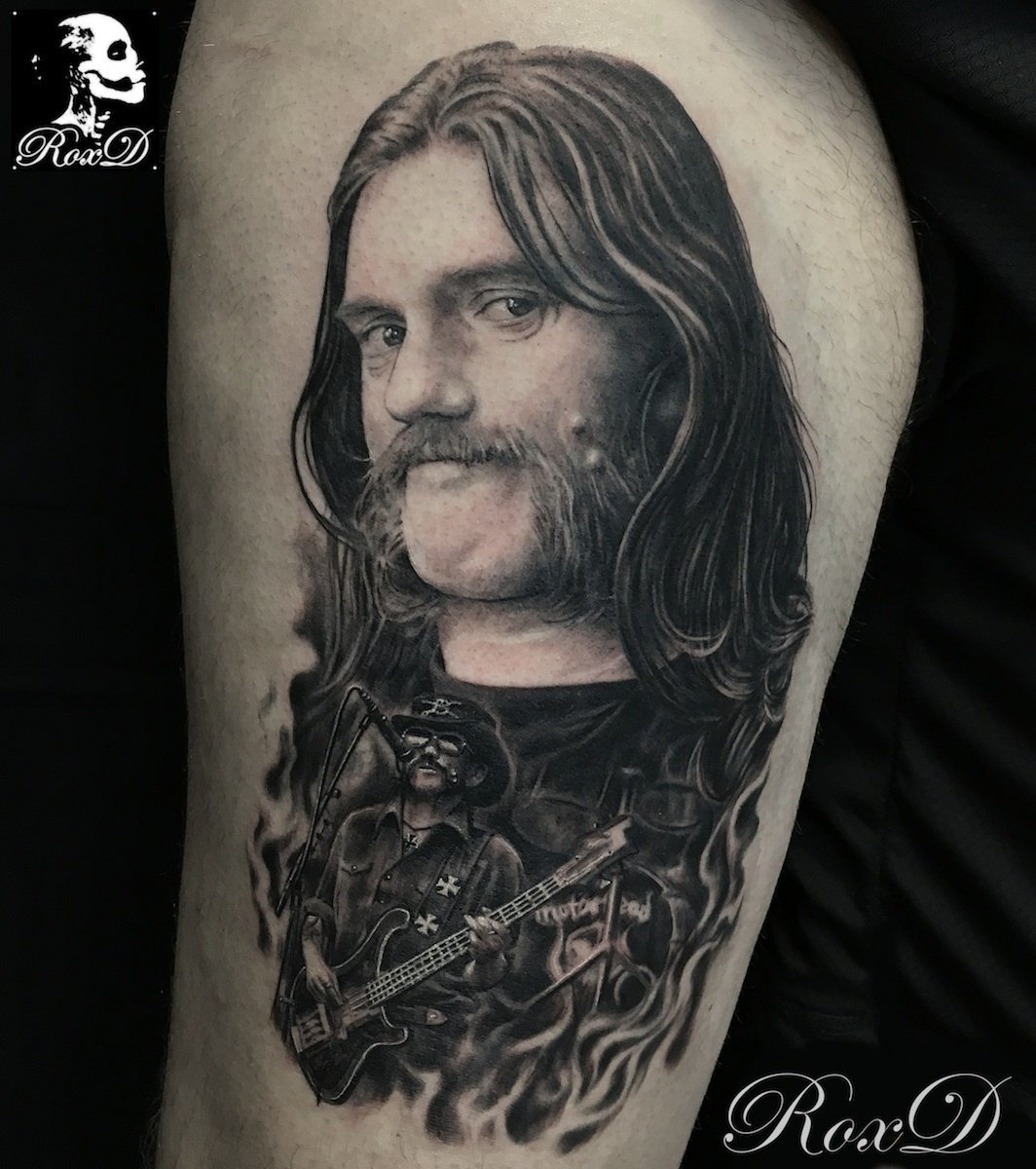 Cris Tattoo 83 On Twitter Dernier Tatouage De Roxane Duquenne Chez