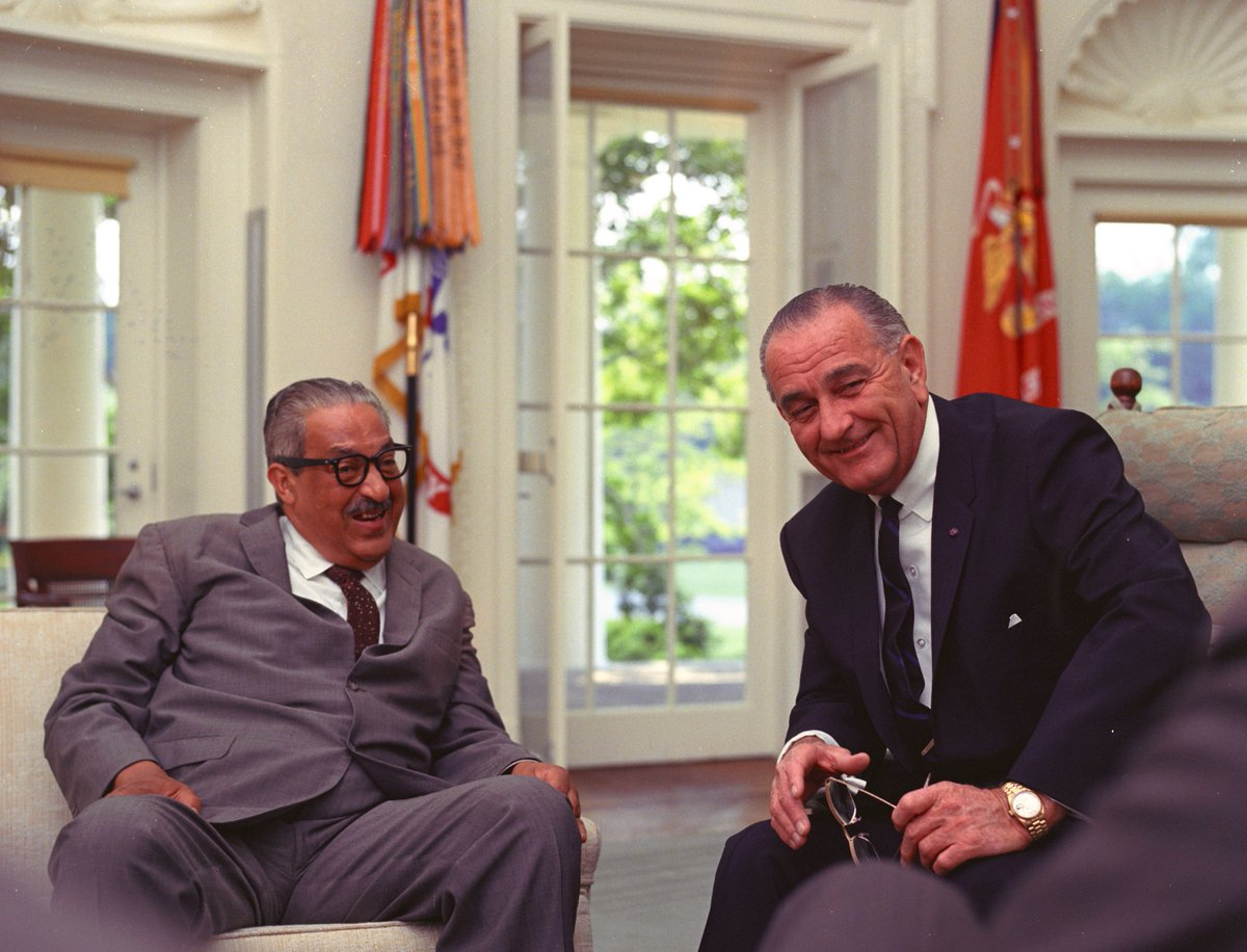 thurgood marshall lead rallies against segregation in american schools When the us supreme court outlawed segregation in public schools on may 17, 1954, in its ruling on brown v board of education, the accolades mostly went to thurgood marshall, the naacp lawyer who litigated the case before the court.